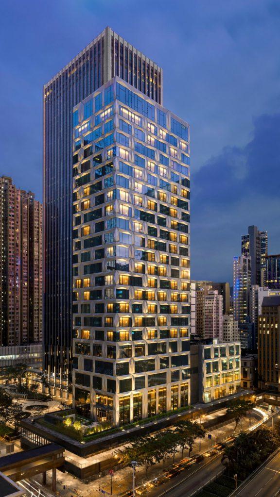 Hotel St Regis Hong Kong