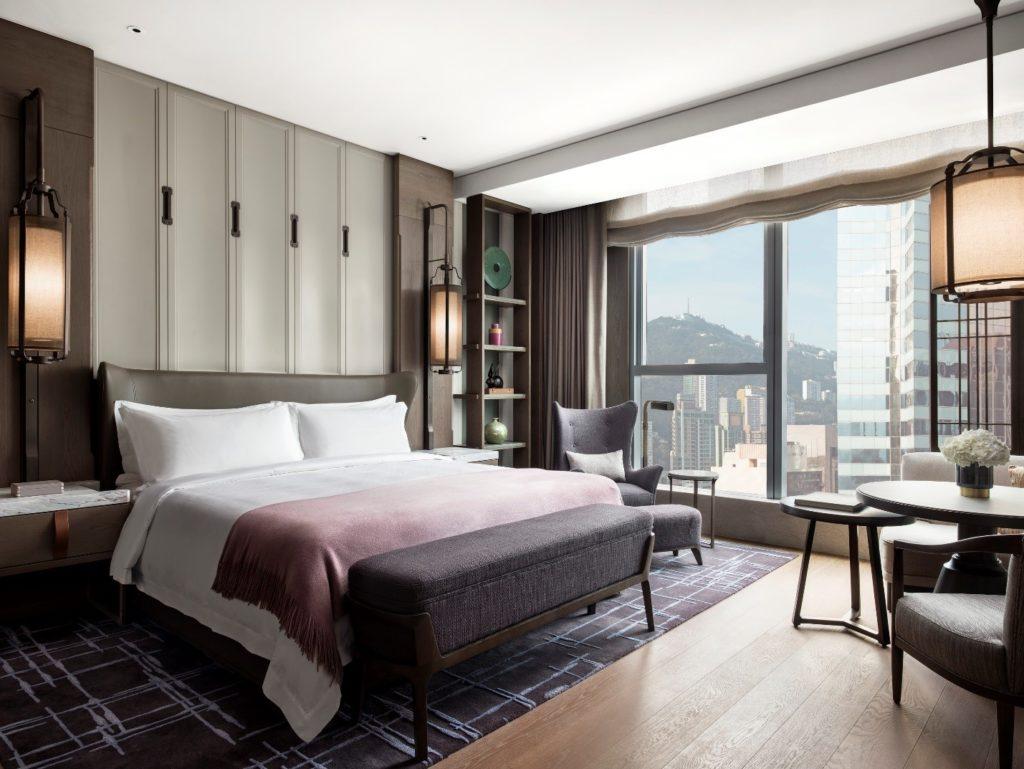 Chambre Deluxe au St. Regis Hong Kong