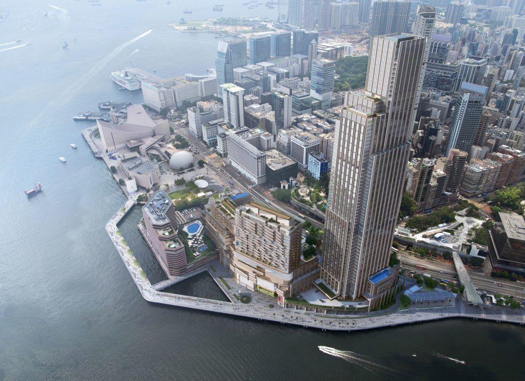Victoria Dockside Hong Kong
