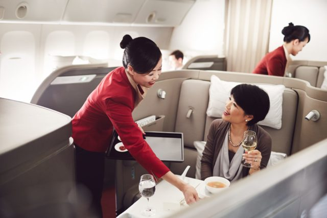 premiere class cathay pacific