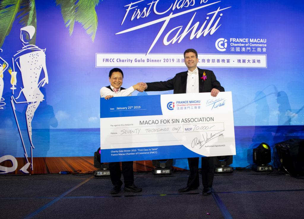 Chambre de Commerce Macao Gala 2019