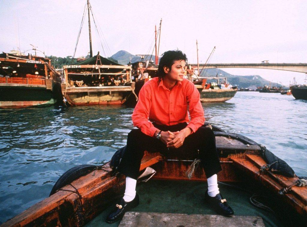 Michael Jackson Hong Kong