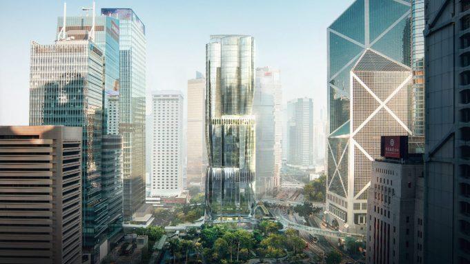 Hong Kong 2 Murray Road