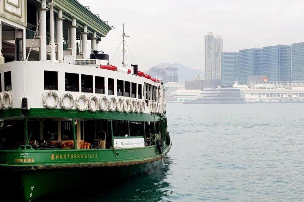 star ferry bateau
